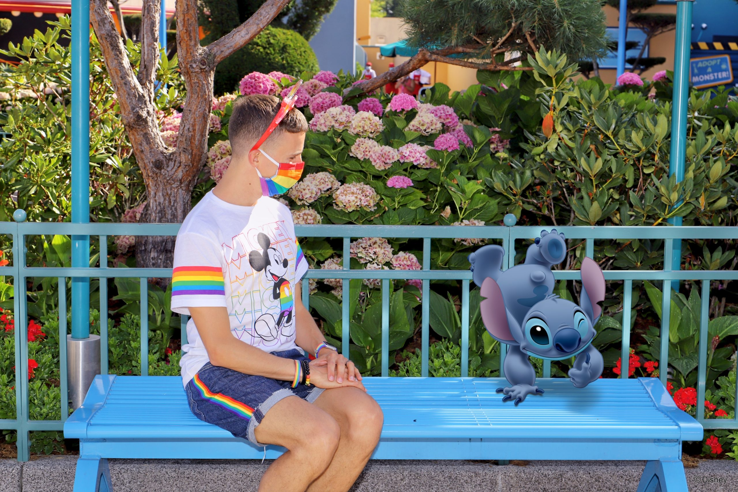 © Disneyland Paris (PhotoPass)