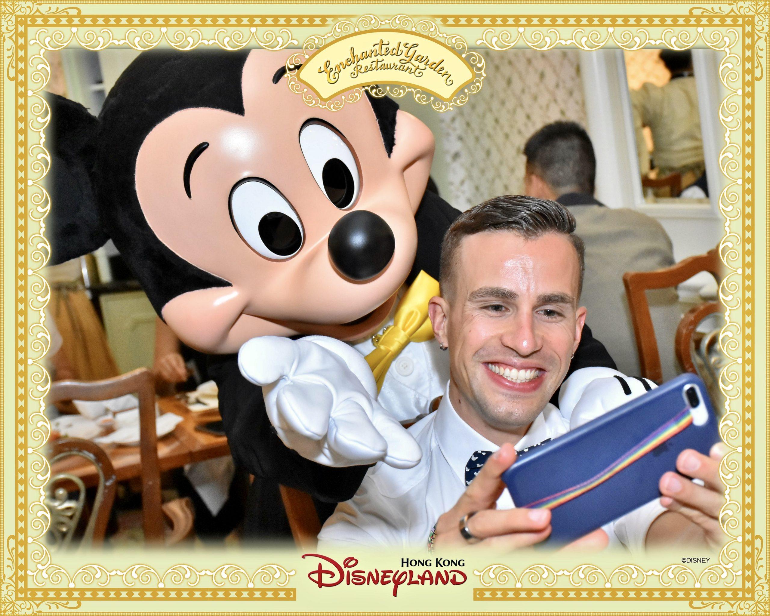 © Hong Kong Disneyland (PhotoPass)
