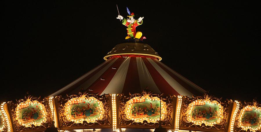 Ein Disneyland-Besuch der musikalischen Art…