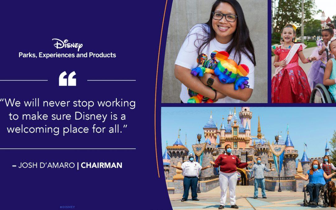 Inklusion als Schlüssel zur Zukunft bei Disney